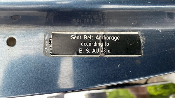 1984 Mercedes 380SL For Sale (picture 186 of 190)