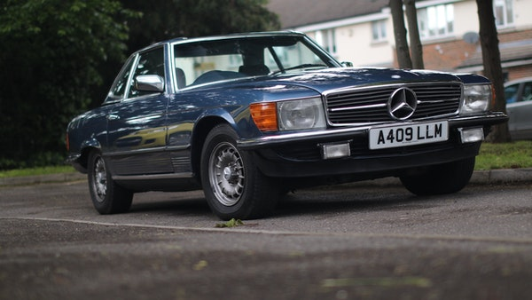 1984 Mercedes 380SL For Sale (picture 20 of 190)