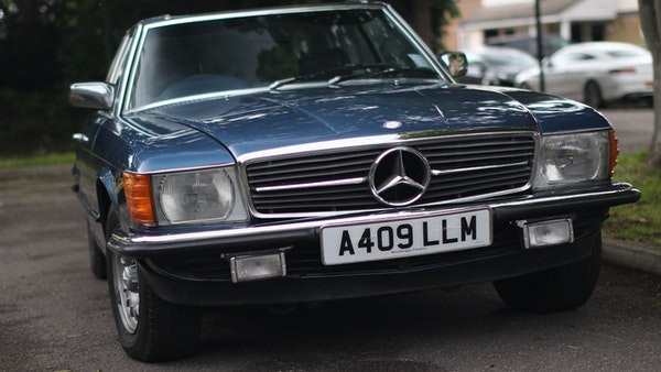 1984 Mercedes 380SL For Sale (picture 25 of 190)
