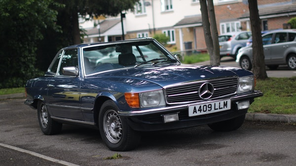 1984 Mercedes 380SL For Sale (picture 1 of 190)