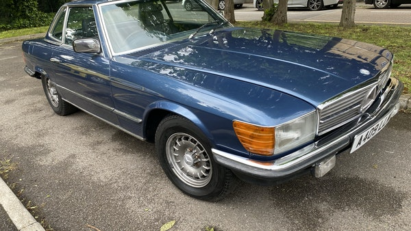 1984 Mercedes 380SL For Sale (picture 32 of 190)