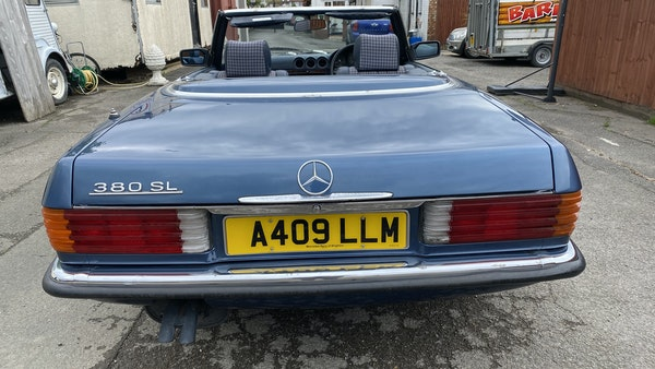 1984 Mercedes 380SL For Sale (picture 17 of 190)