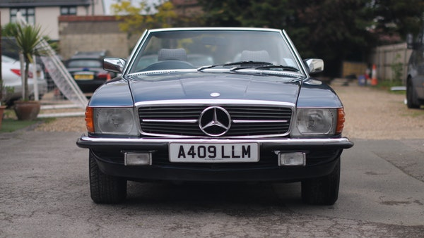 1984 Mercedes 380SL For Sale (picture 8 of 190)
