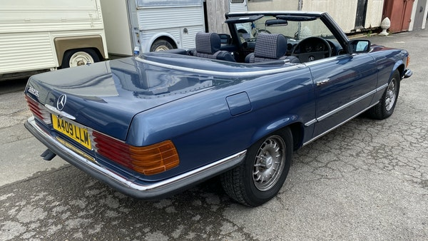 1984 Mercedes 380SL For Sale (picture 18 of 190)