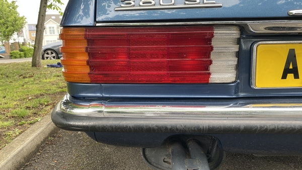 1984 Mercedes 380SL For Sale (picture 121 of 190)
