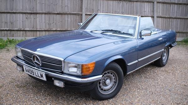 1984 Mercedes 380SL For Sale (picture 3 of 190)