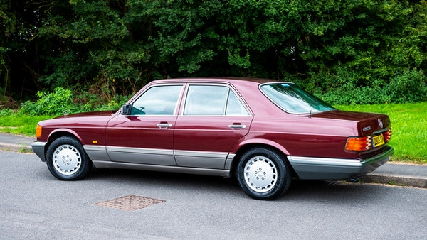 1987 Mercedes-Benz 420 SE For Sale (picture 7 of 155)