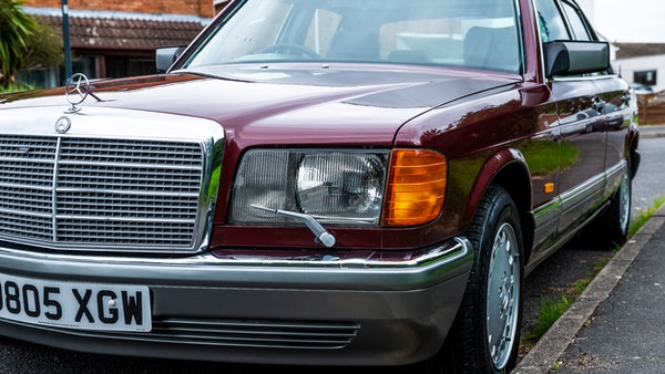 1987 Mercedes-Benz 420 SE For Sale (picture 111 of 155)