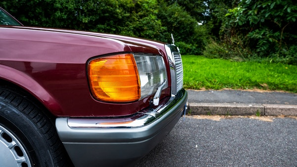1987 Mercedes-Benz 420 SE For Sale (picture 106 of 155)
