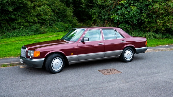 1987 Mercedes-Benz 420 SE For Sale (picture 5 of 155)