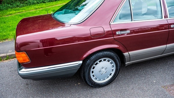 1987 Mercedes-Benz 420 SE For Sale (picture 89 of 155)