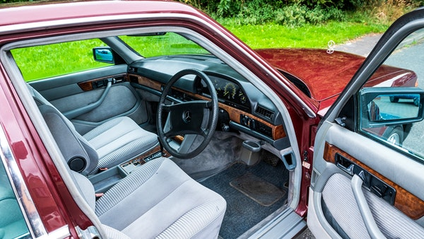1987 Mercedes-Benz 420 SE For Sale (picture 22 of 155)
