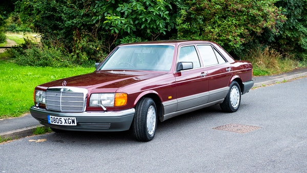1987 Mercedes-Benz 420 SE For Sale (picture 1 of 155)