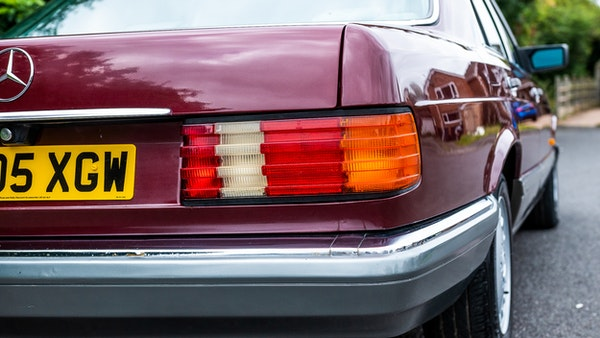 1987 Mercedes-Benz 420 SE For Sale (picture 84 of 155)