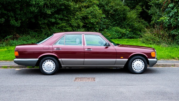 1987 Mercedes-Benz 420 SE For Sale (picture 13 of 155)
