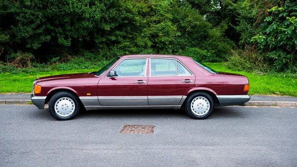 1987 Mercedes-Benz 420 SE For Sale (picture 6 of 155)