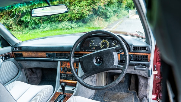 1987 Mercedes-Benz 420 SE For Sale (picture 28 of 155)