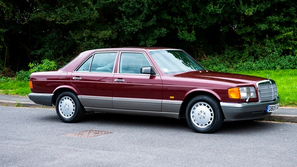 1987 Mercedes-Benz 420 SE For Sale (picture 14 of 155)