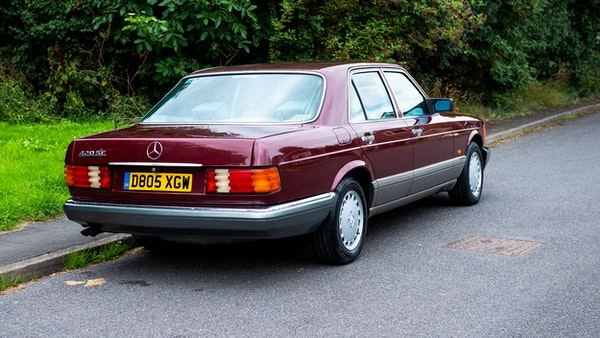 1987 Mercedes-Benz 420 SE For Sale (picture 11 of 155)