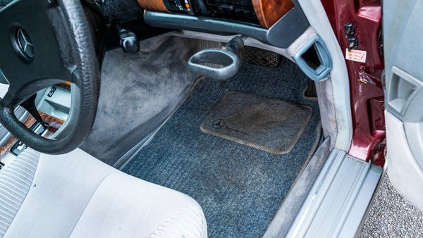 1987 Mercedes-Benz 420 SE For Sale (picture 24 of 155)