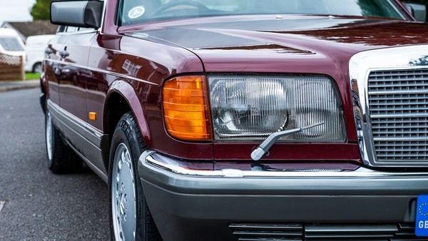 1987 Mercedes-Benz 420 SE For Sale (picture 109 of 155)