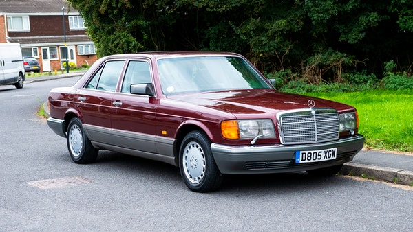 1987 Mercedes-Benz 420 SE For Sale (picture 15 of 155)