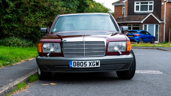 1987 Mercedes-Benz 420 SE For Sale (picture 3 of 155)