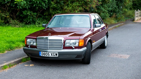 1987 Mercedes-Benz 420 SE For Sale (picture 4 of 155)