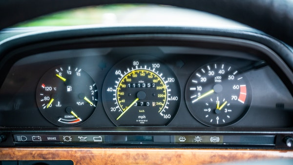 1987 Mercedes-Benz 420 SE For Sale (picture 42 of 155)