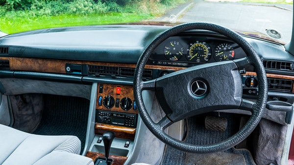 1987 Mercedes-Benz 420 SE For Sale (picture 29 of 155)