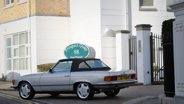 RESERVE LOWERED - 1974 Mercedes 450 SL For Sale (picture 7 of 119)