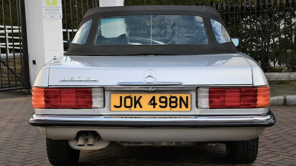 RESERVE LOWERED - 1974 Mercedes 450 SL For Sale (picture 11 of 119)
