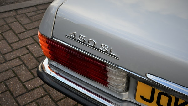 RESERVE LOWERED - 1974 Mercedes 450 SL For Sale (picture 39 of 119)