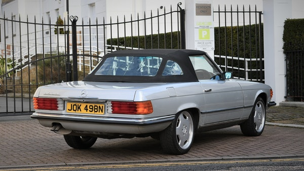 RESERVE LOWERED - 1974 Mercedes 450 SL For Sale (picture 12 of 119)
