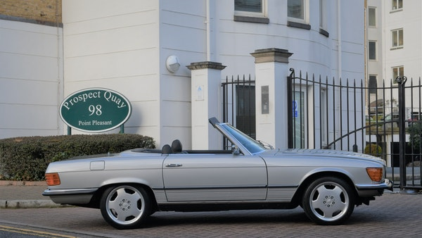 RESERVE LOWERED - 1974 Mercedes 450 SL For Sale (picture 19 of 119)