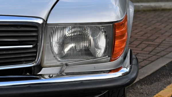 RESERVE LOWERED - 1974 Mercedes 450 SL For Sale (picture 37 of 119)