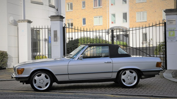 RESERVE LOWERED - 1974 Mercedes 450 SL For Sale (picture 9 of 119)