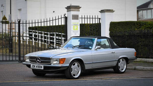 RESERVE LOWERED - 1974 Mercedes 450 SL For Sale (picture 1 of 119)