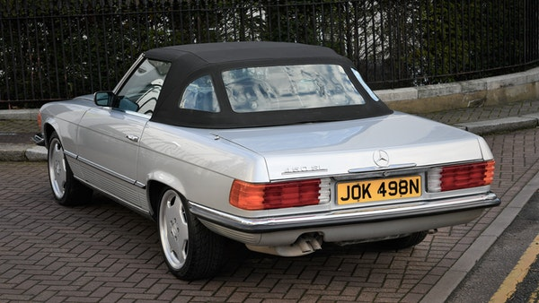 RESERVE LOWERED - 1974 Mercedes 450 SL For Sale (picture 14 of 119)