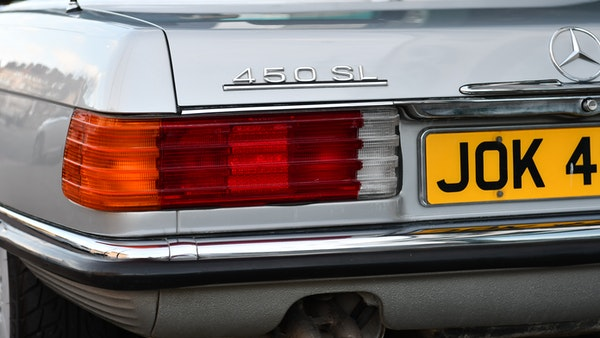 RESERVE LOWERED - 1974 Mercedes 450 SL For Sale (picture 41 of 119)