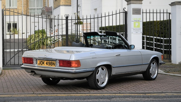 RESERVE LOWERED - 1974 Mercedes 450 SL For Sale (picture 15 of 119)
