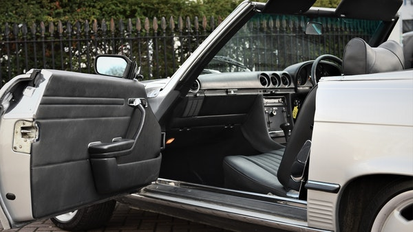 RESERVE LOWERED - 1974 Mercedes 450 SL For Sale (picture 43 of 119)