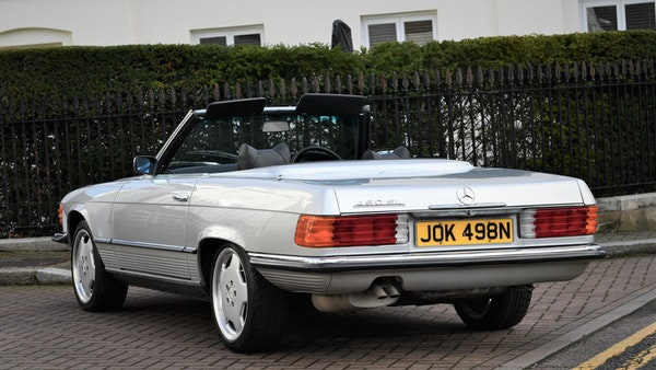 RESERVE LOWERED - 1974 Mercedes 450 SL For Sale (picture 16 of 119)