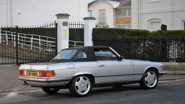RESERVE LOWERED - 1974 Mercedes 450 SL For Sale (picture 8 of 119)
