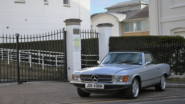 RESERVE LOWERED - 1974 Mercedes 450 SL For Sale (picture 6 of 119)