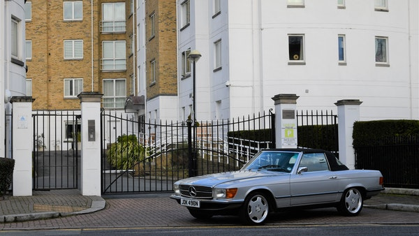 RESERVE LOWERED - 1974 Mercedes 450 SL For Sale (picture 3 of 119)