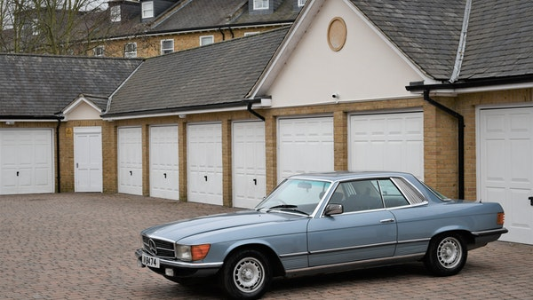 NO RESERVE! - 1973 Mercedes-Benz 450 SLC For Sale (picture 7 of 92)