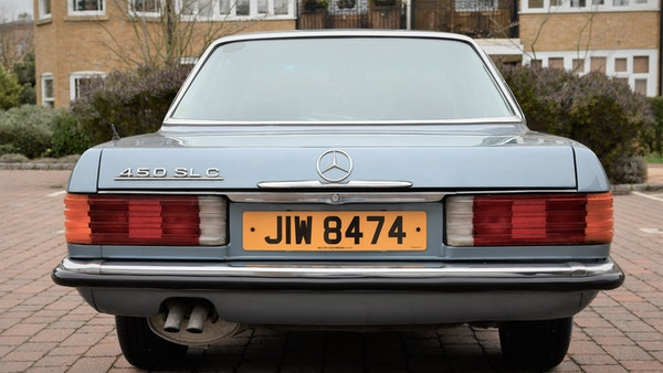 NO RESERVE! - 1973 Mercedes-Benz 450 SLC For Sale (picture 5 of 92)