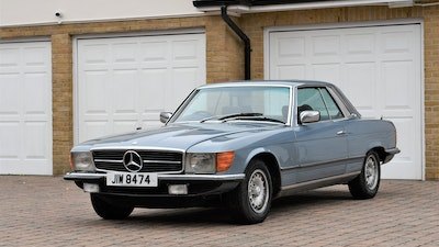 NO RESERVE! - 1973 Mercedes-Benz 450 SLC