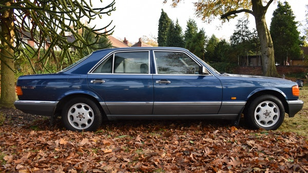 NO RESERVE! - 1988 Mercedes-Benz 500 SE For Sale (picture 8 of 83)
